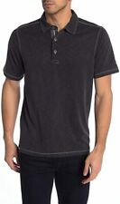 Tommy Bahama Men's Paradise Polo Shirt Black Size Small New with Tags