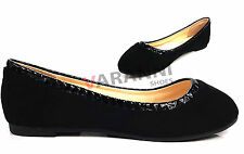 Unbranded Patternless Casual Ballet Flats for Women