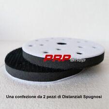 PLATORELLO INTERFACCIA distanziale SOFT LEVIGATURA A STRAPPO D 150 15 FORI 2PEZ