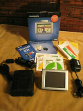 Garmin Nuvi 350 NA GPS Navigation System Bundle w/Car & Home Chargers Exc