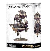 Kharadron Overlords Arkanaut Frigate - Warhammer AoS - Brand New! 84-39