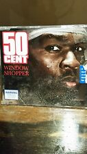 50 Cent Window Shopper CD Single
