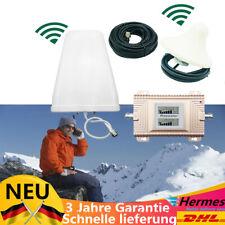 Praktisch 900/1800MHz GSM/DCS Repeater Booster Komplett Set mit Antenne