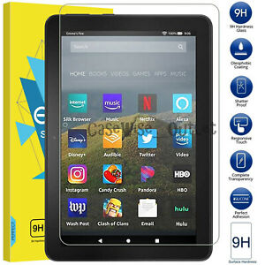 All-New Amazon Tempered Glass Fire HD 10, Fire HD 10 Plus (2021) 11th Generation