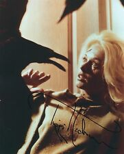 TIPPI HEDREN SIGNED 8x10 THE BIRDS PHOTO - UACC & AFTAL RD AUTOGRAPH