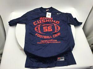 Nike Jersey Brian Cushing 56 Football Camp Size L