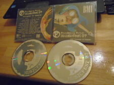 RARE PROMO Foundations Forum 1997 2x CD unsigned UNRELEASED anialator band METAL