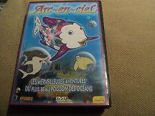 """DVD """"ARC-EN-CIEL, LE PLUS BEAU POISSON DES OCEANS - VOLUME 2"""" dessins animes"""