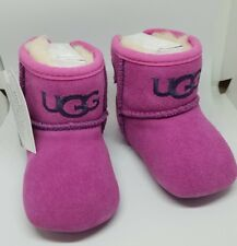 Ugg Kids I Jesse Infant Pink Suede Boot Xs Us 0/1, 0 to 6 Months