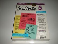 Word Writer 5 Commodore 64 Word Processor Processing WordWriter 5