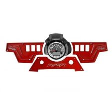 Replacement 3 Pieces Red Dash Panel for Rzr Xp 1000 Eps High Lifter Edition