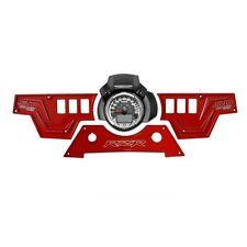 3 Piece Red Dash Plate fits Polaris Rzr Xp 1000 Eps Desert Edition Tachometer