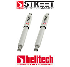 "98-03 Nissan Frontier Street Performance Rear Shocks for 3"" Drop (Pair)"