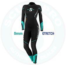 SCUBAPRO Wetuit Sport 5mm / Womens ~ Free Shipping