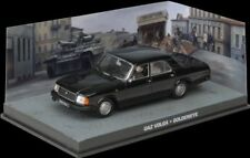 JAMES BOND 007 COLLECTION - GAZ VOLGA CAR - GOLDENEYE - DIARAMA DISPLAY - 1:43