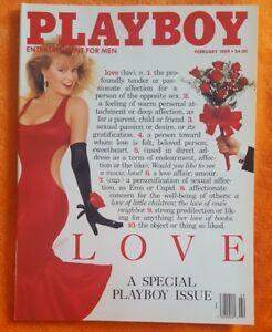 PLAYBOY MENS MAGAZINE FEBRUARY 1989 SIMONE EDEN BOB WOODWARD INTERVIEW