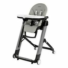 Peg Perego Siesta Ambiance High Chair - Gray