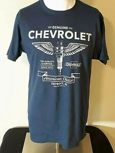 GM Chevrolet, Chevy Men's T- Shirt, 4 x 4 Pickup, Hot Rod, Corvette, Camaro, Med