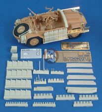 Royal Model 1/35 Camionetta AS 42 Sahariana Update Set (for Italeri 6452) 495
