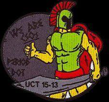 USAF CYBERSPACE TRAINING CLASS 2015 – WE ARE CSOs HACKERS ORIGINAL PATCH