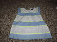 NWT NEW JANIE AND JACK 6-12 STRIPED DRESS SEYCHELLES BELLE DRESS