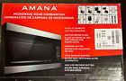 Amana AMV2307PF 1000W Over the Range Microwave Oven photo