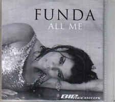 Funda-All Me Promo cd single