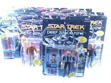 Star Trek Playmates Toys Deep Space Nine DS-9 Action Figures [MULTI LISTING]