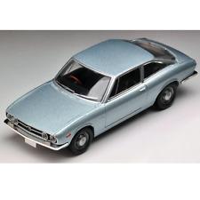 Tomica lv-172a limited vintage isuzu 117 coupe ec light blue 1/64