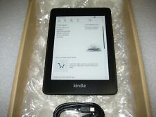 *Ads Free* Kindle Paperwhite 10th Gen 8GB Wi-Fi 300 ppi Waterproof - Black