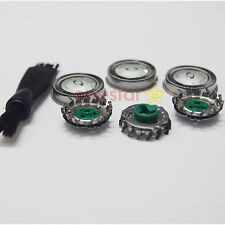 3x Replacement Shaver Head for Philips HQ6075 HQ6095 HQ7140 HQ7320 HQ7120