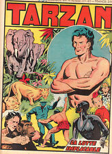 Collection TARZAN n°64. Editions Mondiales. 1949. TBE