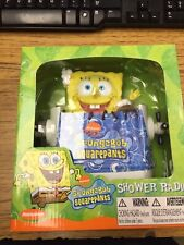 Spongebob Square Pants Shower Radio Fm/Am