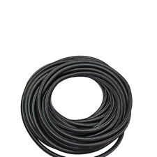 -8 AN Braided Nylon Fuel Line Hose 1500 PSI CPE Synthetic Rubber AN8 8AN 1/2