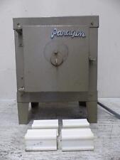 Paragon Q11P Electric Mini Kiln, Max Temp 2300, Ceramic Pottery Jewelry