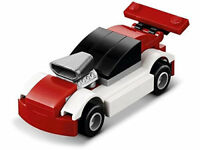 LEGO Creator RACE CAR Polybag set 40243 (Bagged Monthly Model Build)