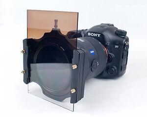 100mm Square Filter Holder + 52/58/67/77/82mm Slim Ring for 4x4 4x5 Lee Hitech