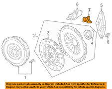 BMW OEM 06-10 M5 5.0L-V10 Transmission-Release Lever Retainer Spring 21517570284