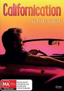 Californication Season 7 : NEW DVD