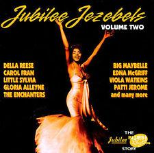 Jubilee Jezebels, Vol. 2 by Various Artists (CD, Jun-1997, Sequel)