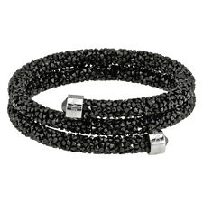Swarovski Black Crystal Bangle 5250023