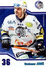 2006-07 Czech Bili Tygri Liberec Postcards #3 Valdemar Jirus