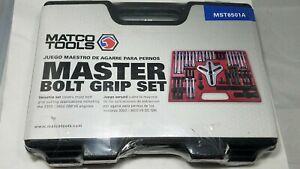 MATCO TOOLS MST6501A Master Bolt Grip Set