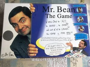 MR. BEAN The Game - Complete Except For 1 Playing Piece