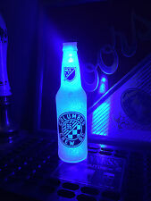 MLS Columbus Crew Soccer 12 oz Beer Bottle Light LED Bar Man Cave