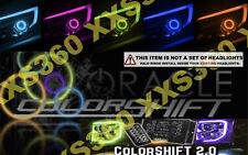 ORACLE Headlight DRL/HALO RING KIT for Honda Ridgeline 17-18 LED COLORSHIFT 2.0
