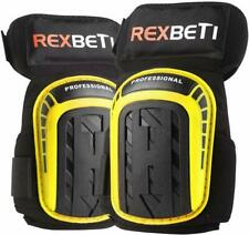 Knee Pads for Work, Construction Gel Knee Pads Tools,  Heavy Duty Comfortable