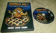 Gingerdead Man 2 - The Passion Of The Crust (DVD, 2008) Rare OOP Horror 80 min