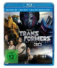 Mark Wahlberg - Transformers: The Last Knight (3d)-Blu-Ray