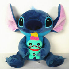 Kawaii Stitch Plush Doll Toys Lilo and Stitch Stich Plush Toy Scrump 25cm